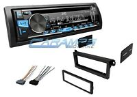 Jvc Bluetooth Car Stereo Radio Cd Player Receiver W/ Complete Installation Kit on sale