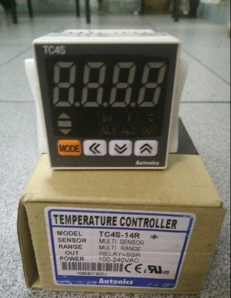 TC4S-14R TC4S14R 1pcs NEW Autonics Temperature Controller Genuine free shipping