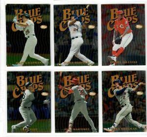 2019 Topps Finest Baseball BLUE CHIPS You Pick VOIT SANCHEZ ALIBIES TORRES +++