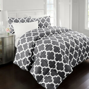 Restoration-Collection-Goose-Down-Alternative-Comforter-with-Quatrefoil-Pattern