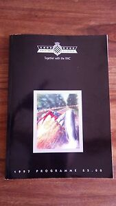 Goodwood Festival of Speed Programme 1997 - <span itemprop=availableAtOrFrom>Redhill, United Kingdom</span> - Goodwood Festival of Speed Programme 1997 - Redhill, United Kingdom