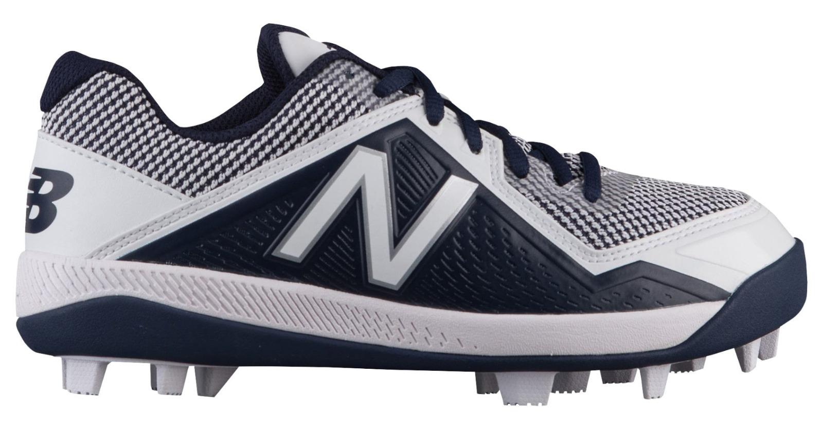 new balance baseball cleats rubber