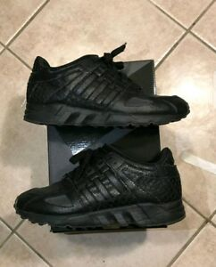5c4ddd797 Adidas EQT Equipment Running Guidance 93 Pusha T Black Market Sz 8 ...