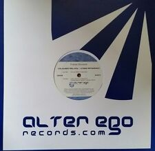 """Fractal Structure  """"Coloured Melody / Under Impression"""" * Alter Ego Records"""