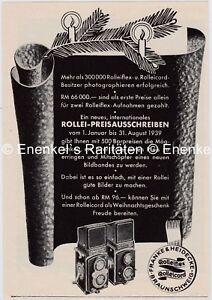 Rollei-Franke-amp-Heidecke-Braunschweig-Rolleiflex-Rolleicord-Werbung-1939