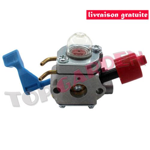 Carburateur Kit Tuyau Pour C1Q-W11G Craftsman BV200 BV2000LE 530071465 530071632