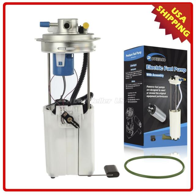 E3678M Fuel Pump Module For 04-08 Chevrolet Express 1500//GMC Savana 1500 V6-4.3L