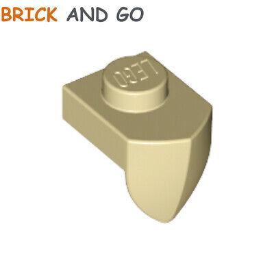 50 NEW LEGO Plate 1 x 1 BRICKS Tan