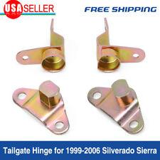 Tailgate Hinge Set for 1999-2006 Chevy Silverado GMC Sierra +2007 Classic