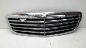 2007-2009-MERCEDES-S550-S-CLASS-W221-W-O-ADAPTIVE-CRUISE-GRILLE-4437