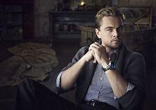 Leonardo DiCaprio A4 260gsm cartel impresión