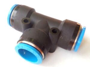 T-conector sin usar qst-8 Festo 153130