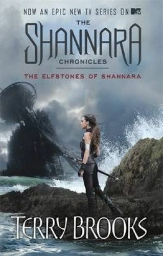 1 of 1 - The Elfstones of Shannara by Terry Brooks (Paperback, 2016)