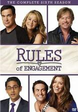 Rules of Engagement: The Complete Sixth Season (DVD, 2012, 2-Disc Set)