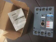 Siemens Qr2 Qr23b100 Circuit Breaker Brand New In Box With Instructions 3 Pole