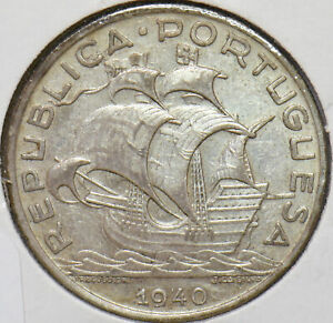 Portugal 1946 10 Centavos  P0164 combine shipping