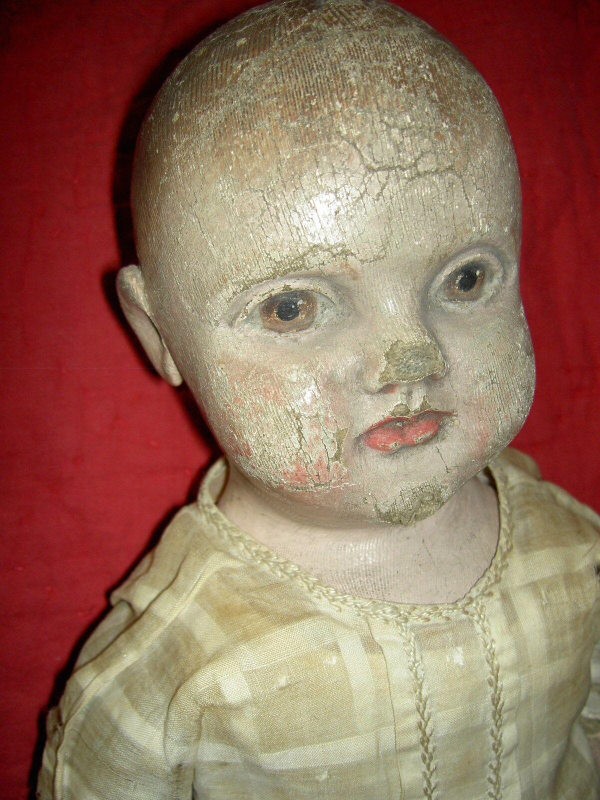 RARE antique Philadelphia bambino cloth bambola by JB Sheppard &  Co. & orig.1900 pcalienteo  vendita di fama mondiale online