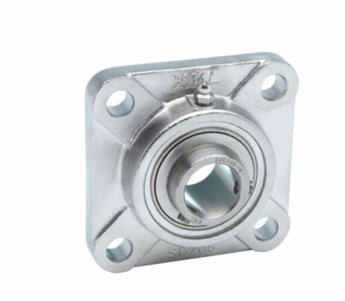 2 KML SSUC209-26 Stainless Steel Bearing Insert Qty.