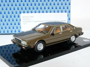EMC-Replicars-REP016-2-1-43-Maserati-Quattroporte-III-Handmade-Resin-Model-Car