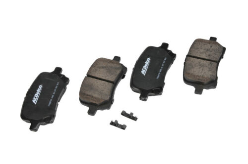 Disc Brake Pad Set-Ceramic Front ACDelco Pro Brakes 17D1160CH