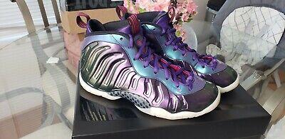 Gs) Metallic Purple/green Size 6y   eBay