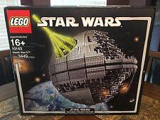 LEGO STAR WARS DEATH STAR II 10143 UCS NEW SEALED RARE!