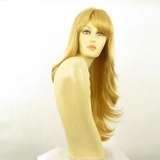 Perruque femme longue blond clair doré TANIA LG26
