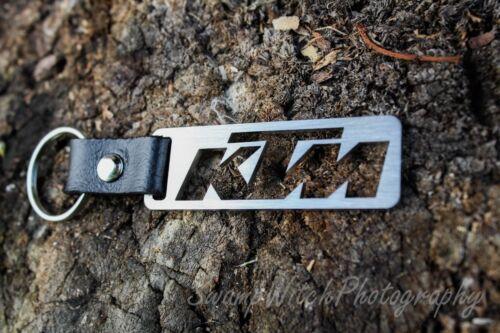 KTM Keychain Schlüsselanhänger Sport Motorcycle Racing Logo SX EXC SXF XCF Dirt