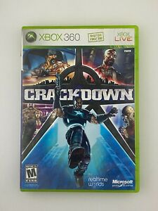 Crackdown - Xbox 360 Game - Complete & Tested