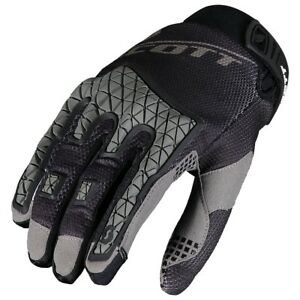 GUANTI-DA-ENDURO-GLOVES-MOTO-SCOTT-MX-ENDURO-BLACK-NERO-TG-L