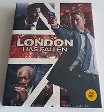 London Has Fallen (Blu-ray) FULLSLIP Version 400 Copies Limited / Region A