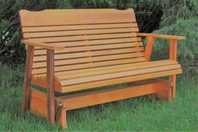 Front Porch Furniture Cedar Wood Bench