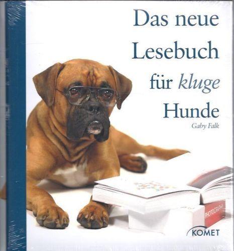 1 von 1 - Das neue Lesebuch für kluge Hunde - Falk - NEU & OVP - Komet