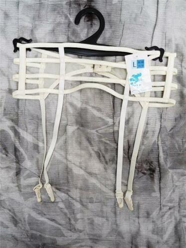 "/""Web//Gate/"" Style Suspender Belts 3 Colours 3 Sizes Vertical Fexible Bone BNWT"