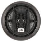 """Polk Audio UMS66BR Ultramarine 6.6"""" Coaxial Speakers Black"""