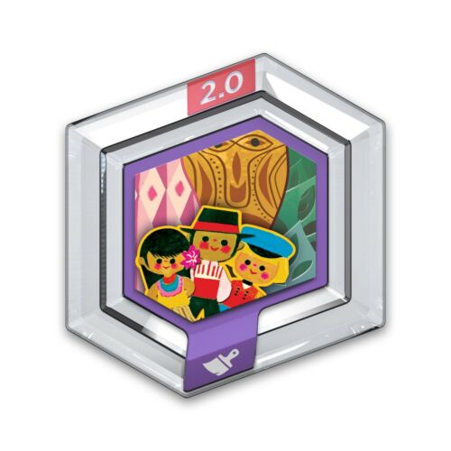 Disney Infinity 2.0 Originals A Small World Toy Box Power Disc