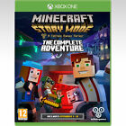 Minecraft Story Mode The Complete Adventure Xb1 Xbox One