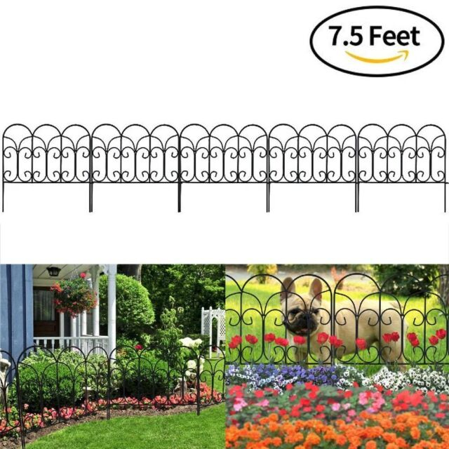 Metal Landscape Wire Fencing Flower Bed
