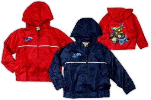 Ninja Turtles chaqueta 98 104 110 116 122 128 lluvia chaqueta cazadora jóvenes transición