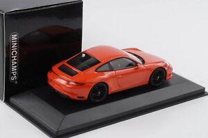 Porsche-911-991-Carrera-4-GTS-Coupe-Lava-Orange-1-43-Minichamps