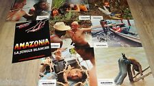 AMAZONIA ! Ruggero Deodato  photos cinema lobby cards fantastique