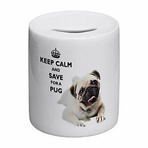 Keep-Calm-And-Save-For-A-Pug-Novelty-Ceramic-Money-Box