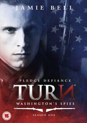 Turn: Washington's Spies - Season 1 [DVD], 5030305108243, Jamie Bell, Burn Gorm.