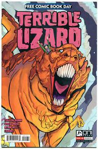 TERRIBLE-LIZARD-1-NM-Dinosaur-T-Rex-FCBD-2015-more-Promo-items-in-store