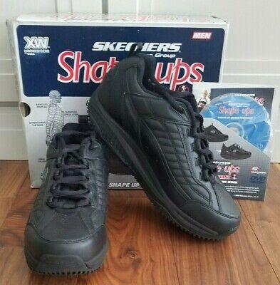 Skechers Shape ups Men's NIB 76848 Work