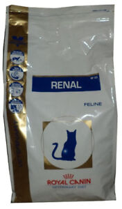 4 kg de régime vétérinaire Royal Canin Renal Rf23 *** haut prix ***
