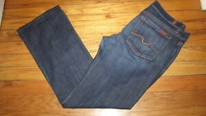 7 Short Bootcut 27 New Dark All Taglia Mankind York For Pr6wpfxP