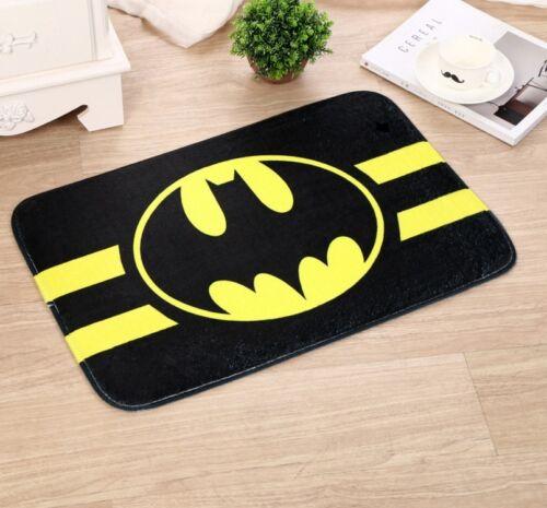 Doormats Non Slip Indoor Outdoor Floor Rug Door Mat DC Superhero Kid Carpet