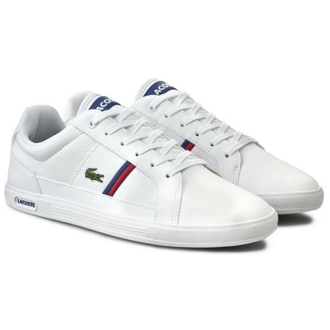 LACOSTE TCL TCL TCL SPM Pelle Europa scarpe da ginnastica da uomo | Lascia che i nostri beni escano nel mondo  | Maschio/Ragazze Scarpa  a3ad79