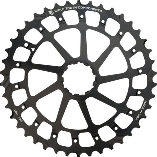 Wolf Tooth Components GCX XX1 Replacement Cog-42T-Black-New